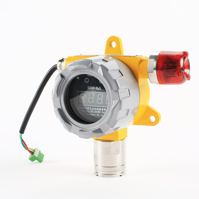 K800 UL&ATEX approved Explosion-proof Fixed Gas Detector
